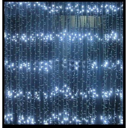 Curtain Lights, LED Curtain Lights, Christmas Curtain Lights, LED Waterfall  Curtain Lights, Christmas Lights, Christmas Waterfall Curtain Lights, LED