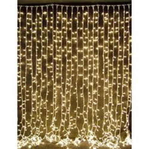 2M X Curtain Light